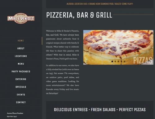 Mike & Denises Website