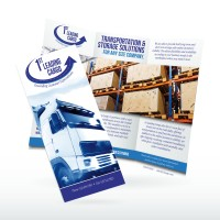 1st leading cargo brochure