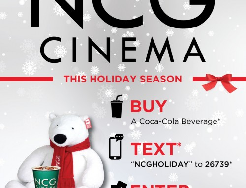 Text-To-Win Coca-Cola/NCG Holiday Giveaway