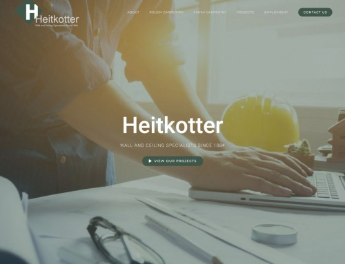 Heitkotter Website
