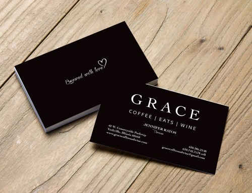 Grace Business Card Design