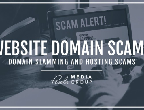 Website Domain Scams