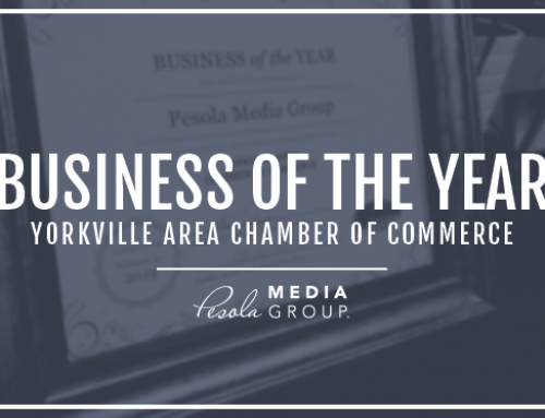 Pesola Media Group Wins Business of the Year