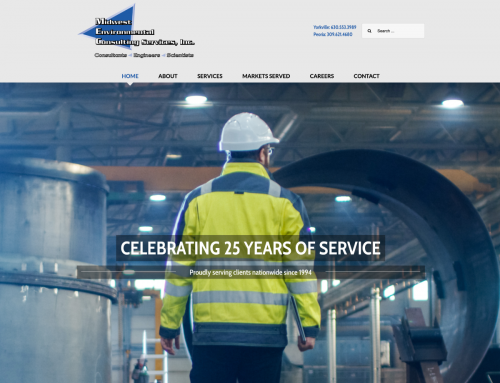 MEC Website Design