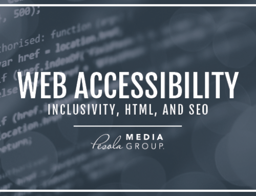 Web Accessibility and SEO