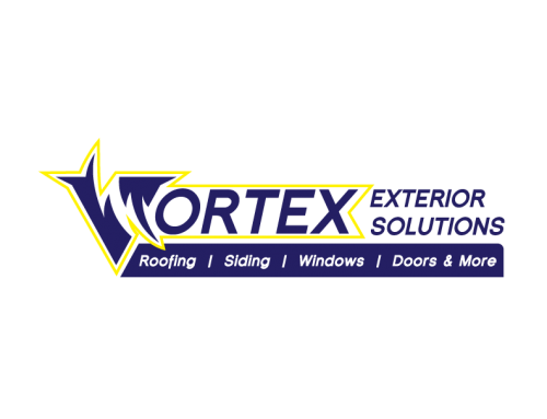Vortex Exterior Solutions Logo Design